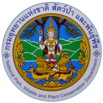 logo of thailand department of national parks and wildlife conservation