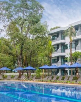Photo of external view of Holiday Inn Express Ao Nang Hotel and Swimming Pool