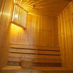 Photo of sauna steam room at resort in Krabi