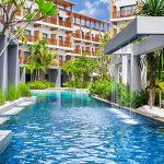 picture of big swimming at luxury resort krabi