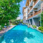 photo of large resort swimming pool
