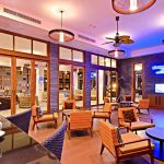 picture of hotel lounge bar at Deevana plaza krabi