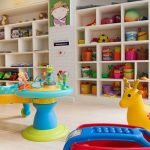 photo of games and toys at resort kids club