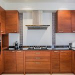 photo of fully appointed modern kitchen in holiday villa krabi