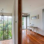 photo of study room in modern Thai style villa