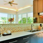 photo of modern equipped kitchen in modern villa for family holidays in Ao Nang