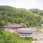 aerial view of the thilltop restaurant ao nang