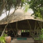 picture of bamboo dome at ruen mai krabi